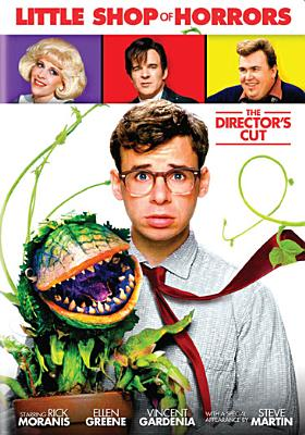 LITTLE SHOP OF HORRORS:DIRECTOR'S CUT BY MORANIS,RICK (DVD)