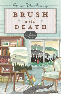 Brush With Death By MacInerney, Karen